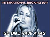 international smoking day