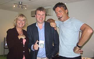 Judy, Nicey, Richie